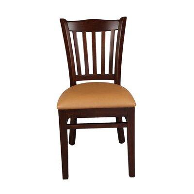 Hybrid Side Chair Finish: Walnut