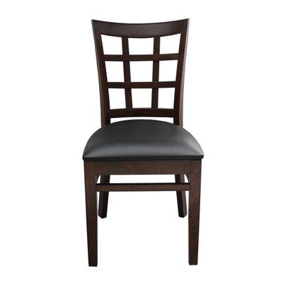 Side Chair Finish: Walnut