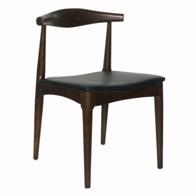 Ellen Side Chair Finish: Walnut