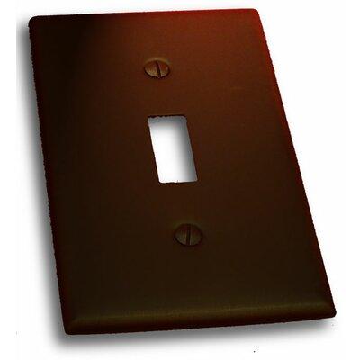 Single Switch Plate Finish: Venetian Bronze