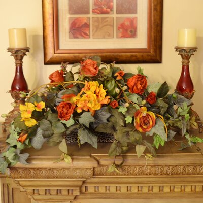 Flower Silk Ledge Plant