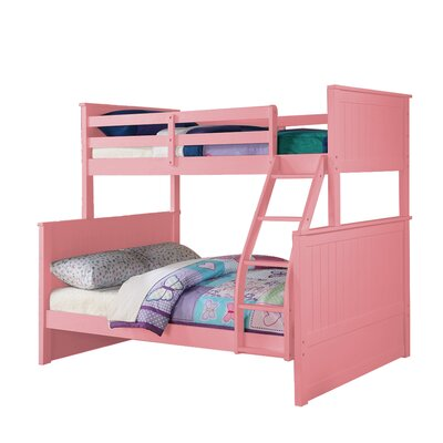 Barkell Bunk Twin Over Full Platform Bed