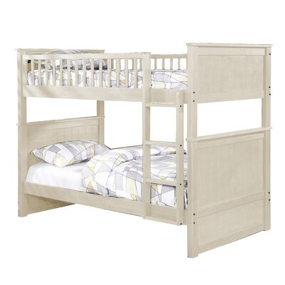 Backer Bunk Twin Over Twin Platform Bed