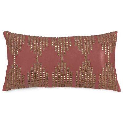 Franklin Lumbar Pillow Color: Marsala