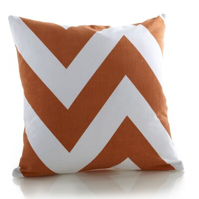 Charlie Cotton Throw Pillow