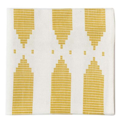 Cotton Picnic Throw Color: Citron