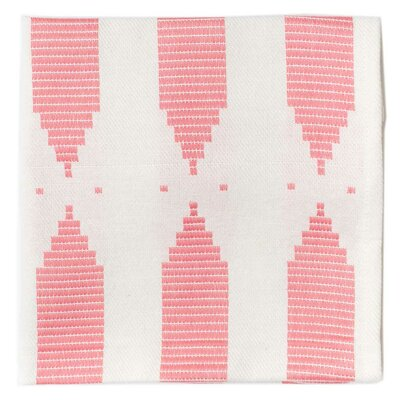 Cotton Picnic Throw Color: Petal