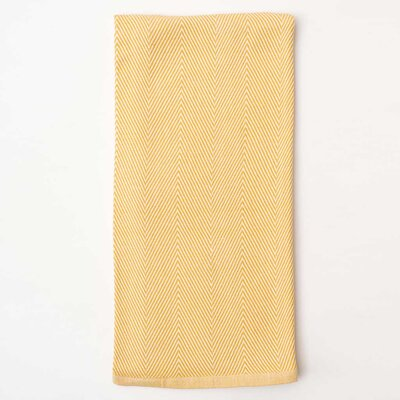Cotton Baby Blanket Color: Citron