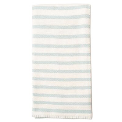 Cotton Baby Blanket Color: Bayside