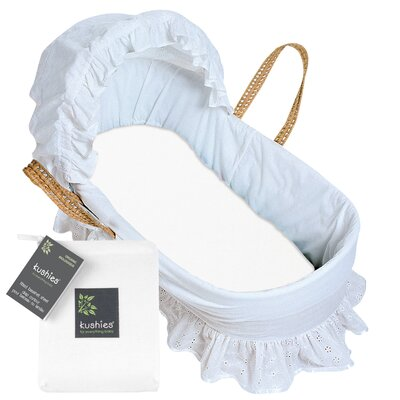 Bassinet / Carriage Pad Sheet SO832-00