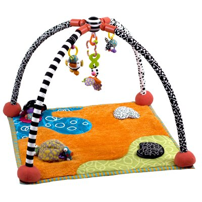 Shangrila/Portico Sensory Activity Mat and Portico Archway Accessory 80025