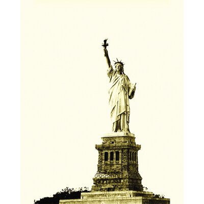 Statue Of Liberty Gallery By Richard Roffman Photographic Print On Wrapped Canvas