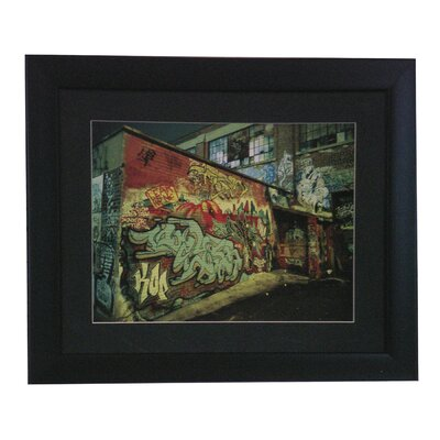 Nutin Modern By Xavier Nuez Framed Photographic Print