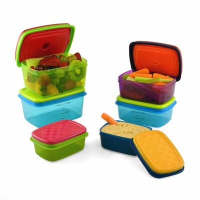 14-Piece Soft Touch Container Set 857KFF