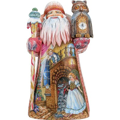 Masterpiece Signature to The Rescue Santa Figurine 24118