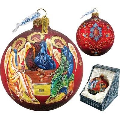 Three Angels Ball Ornament