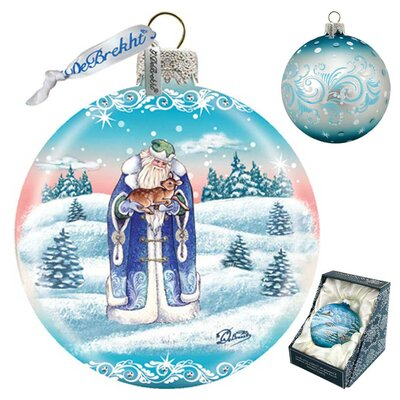 Father Frost Ball Ornament 73317