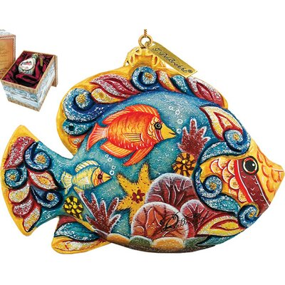 Tropical Fish Ornament 626121