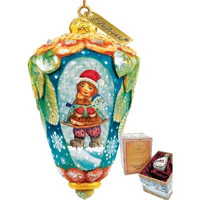 Little Boy Ornament 622712