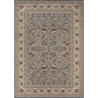Mira Monte Gray Area Rug Rug Size: 113 x 15