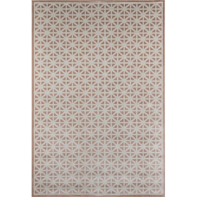 Sandoval Brown Indoor/Outdoor Area Rug Rug Size: 53 x 76
