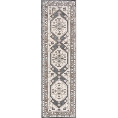 Kari Beige Indoor/Outdoor Area Rug Rug Size: 710 x 910