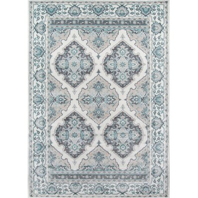 Annet Ivory Area Rug Rug Size: Rectangle 2 x 3