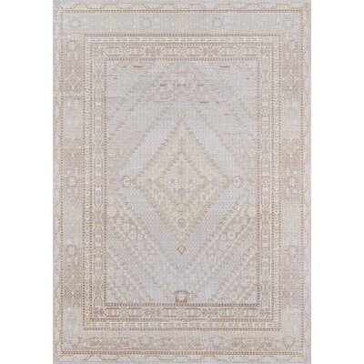 Sofian Gray Geometric Area Rug Rug Size: Rectangle 710 x 106