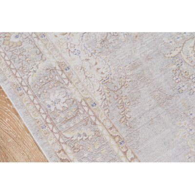 Sofian Gray Area Rug Rug Size: Rectangle 4 x 6
