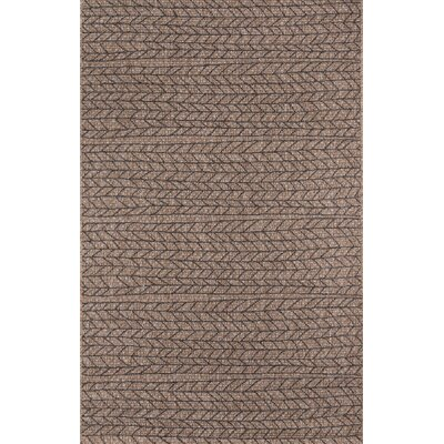 Milivoje Tan Area Rug Rug Size: Rectangle 2 x 3