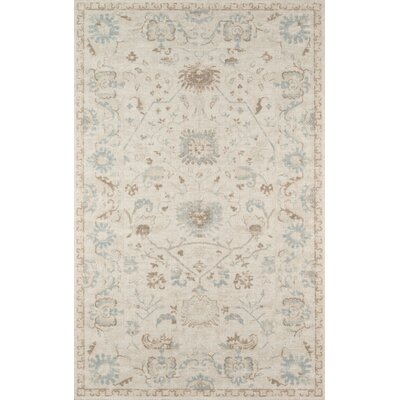 Danna Indoor Beige Area Rug Rug Size: Rectangle 33 x 5