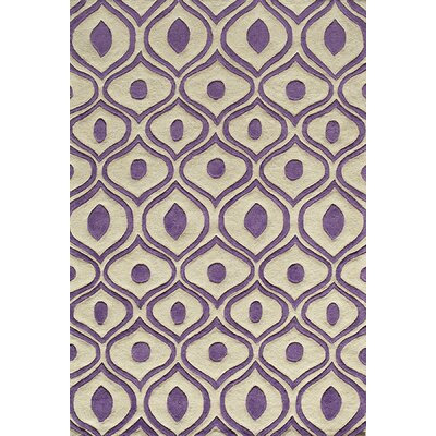 Momeni Bliss Purple Tufted Rug - Rug Size: 2' x 3' at Sears.com