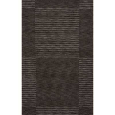 Gramercy Carbon Area Rug Rug Size: 7'6
