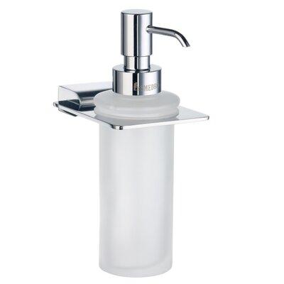 Spa Holder with Glass Soap Dispenser PK369