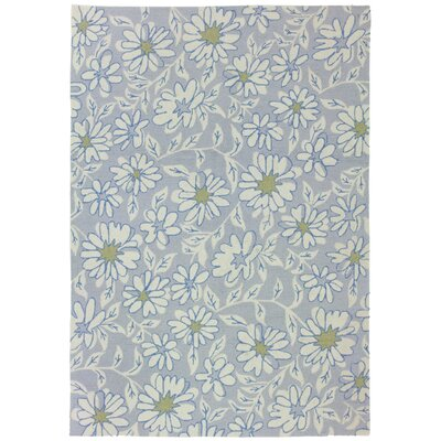 Homefires White Daisies Rug - Rug Size: 3' x 5' at Sears.com