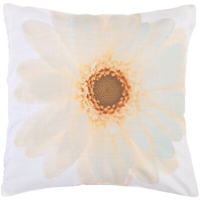 Moss Throw Pillow Size: 18, Fill Material: Down
