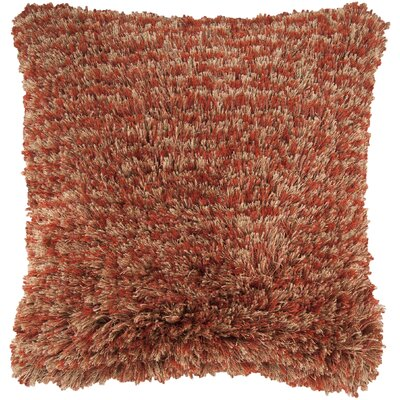 Burkitt Shag Throw Pillow Filler: Polyester