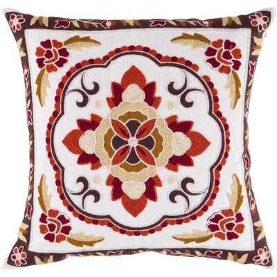 Bayliss StrickingThrow Pillow Size: 18, Filler: Polyester