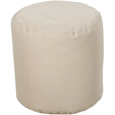 Blenheim Simply Pouf Upholstery: Sand