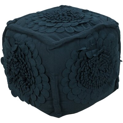 Lacey Cube Ottoman