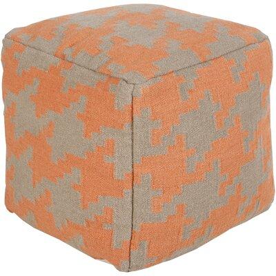 Karbach Ottoman Upholstery: Cantaloupe