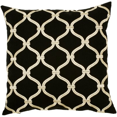 Byron Linen Throw Pillow Filler: Polyester