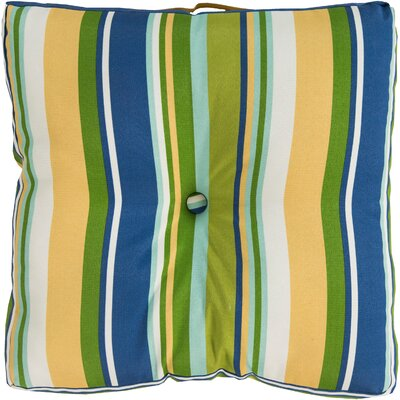 Liara Outdoor Pillow Cover Color: Lime