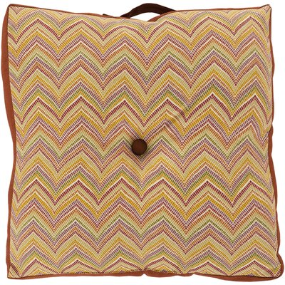 Mccarthy Outdoor Pillow Cover Color: Gold