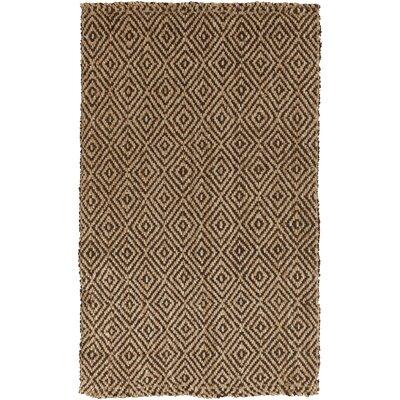 Jaidan Coffee Bean Rug Rug Size: 5 x 8