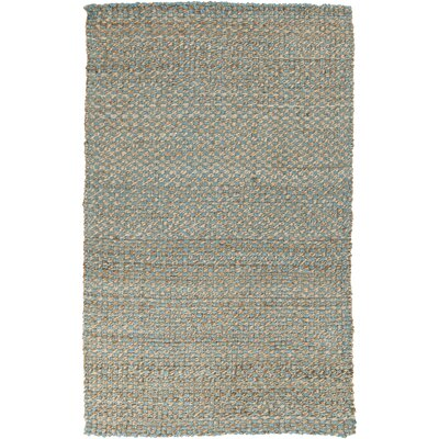 Jaidan Powder Blue Rug Rug Size: Rectangle 5 x 8