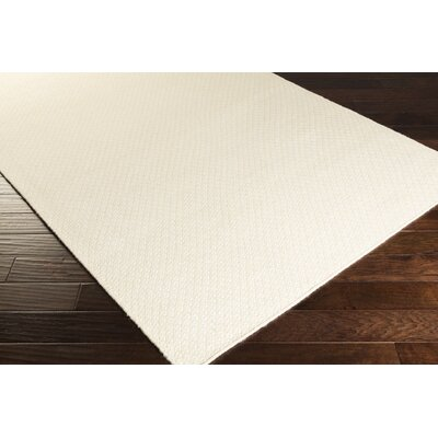 Cedar Winter White/Cream Rug Rug Size: Rectangle 33 x 53