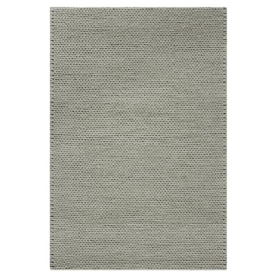 Jaxton Dove Gray Area Rug Rug Size: Rectangle 3 x 5