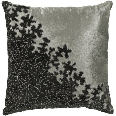 Christerfer Put the Puzzle Together Throw Pillow Fill Material: Down
