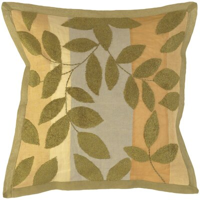 Sussex Leaves and Lines Pillow Filler: Polyester